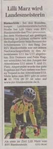 Markische Allgemeine Zeitung Mai 2015
