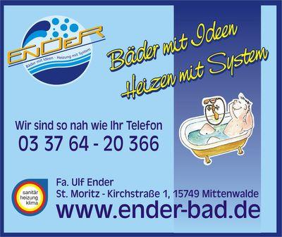 Ender Bad